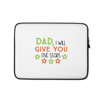 Father's Day – Laptop Sleeve