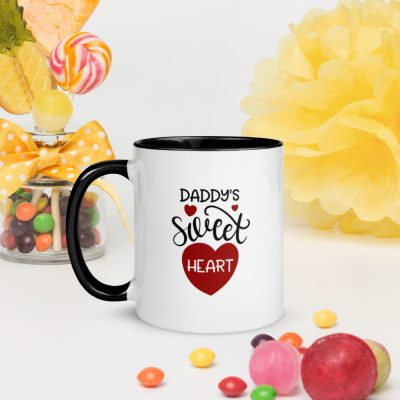Father's Day- Mug with Color Inside