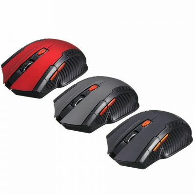Mini Wireless Optical Gaming Mouse